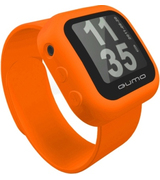 MP3 плеер Qumo SportsWatch 4GB Orange
