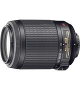 Объектив Nikon AF-S DX VR Zoom-Nikkor 55-200mm f/4-5.6G IF-ED (3.6x)